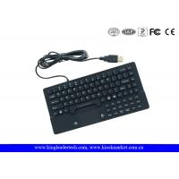 China Ultra Compact Silicone Keyboard With Integrated Touchpad and Function keys wholesale