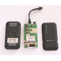 Wholesale Mini TCP / IP Real Time GPS Car Tracker 9V - 70V DC SOS Key from china suppliers