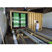 China 2 Pallets Per Cycle Vacuum Coolers R404A / R407C For Fresh Broccoli Precooling wholesale