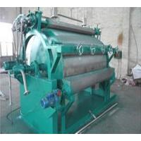 Coal Heat Transferring Drum Roller Dryer With 160-250 Kg / H Drying Capacity