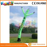 China Hot Mini Inflatable Desktop Sky Air Dancer Inflatable Dancing Man With Blower wholesale