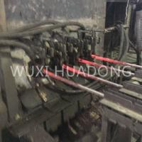 Brass pipe 50x5mm Horizontal Copper Continuous Casting Machine 6000mm Length