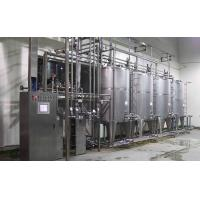 China Stainless Steel Juice / Beer / Soft Drink Filling Machine 3 In 1 2000BPH -18000BPH wholesale