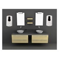Spray Commercial Bathroom Soap Dispensers , commercial soap dispensers wall mounted
