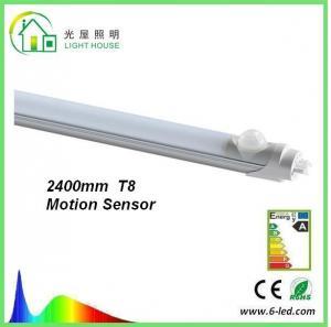 Motion Sensor  2400mm LED Tube T8 High Brightness SMD2835
