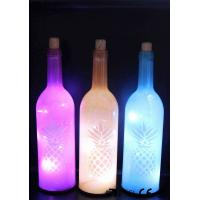 Wholesale Decorative Wine Bottle Led Lights For Home / Party / Events WB-030 from china suppliers