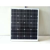 High efficiency pv module 12v 50w solar panel mono