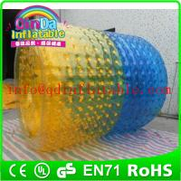 QinDa Inflatable Water Games Inflatable Rolling Ball Walk On Water Roller