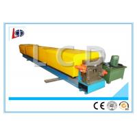 Color Steel Downspout Roll Forming Machine , Downpipe Roll Forming Machine 440V 50HZ