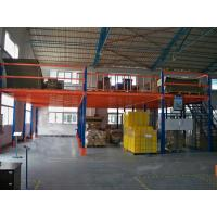 Removable / Selective Industrial Mezzanine Floors Steel Multi-Layer for Warehouse