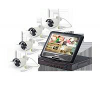 Quality 10.1 Inch LCD wifi NVR Kits Camera for sale