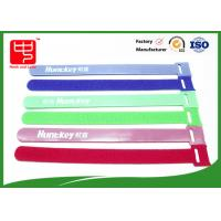 Wholesale Magic Hook and Loop Cable Tie / Wire Cord / holder Bundled Organize 100 % nylon from china suppliers