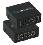 Wholesale 4K HDTV 2 port  HDMI Splitter  1.4V 4k hdmi video splitter from china suppliers