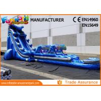 Buy cheap 2018 Giant Inflatable Water Slide Inflatable Water Sliding On Sale from wholesalers