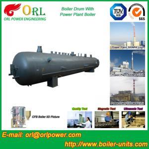 China 10 Ton hydrogen boiler mud drum ORL Power ASME certification manufacturer wholesale