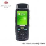 Laser 1D 2D Barcode Scanner Handheld UHF RFID Reader for Mobile Police Affair System