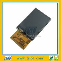 16bits MCU interface 2.8 inch QVGA 240x320 dots TFT display panel with resisitive touch