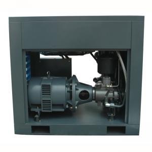 57cfm 15HP 11KW Rotary Screw Air Compressor 2930 r/m Motor speed ZAKF Series Blue