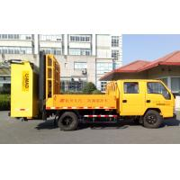 Buy cheap Anti - Collision Buffer Vehicle 83KW Truck Mounted Attenuator 100km/H from wholesalers