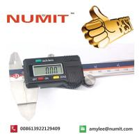 Buy cheap 0-200MM Stainless Steel Electronic Digital Caliper With Black Plastic Casing from wholesalers