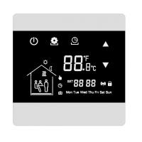 Touch Screen Digital LCD Programmable Floor Heating Thermostat