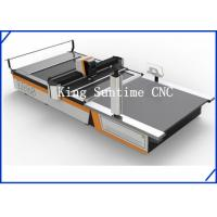 China Automatic Cloth Cutting Machine With Straight Knife Up-down Cutting KP-Y1725 wholesale
