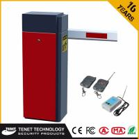 Wholesale TAB-310 2-6M Straight Arm Red Parking Barrier Gate For Parking Access Control System from china suppliers