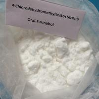 Wholesale 99% 4-Chlorodehydromethyltestosterone White Powder 4-Chlorodianabol 2446-23-3 Oral Turinabol from china suppliers