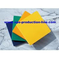 China Fire Retardant B1 Grade PVC Foam Board For Signage / Construction Formwork wholesale