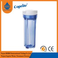 Wholesale Clear Pp Double O Ring Water Filter Housing 10 Inch RO Filter Housing from china suppliers
