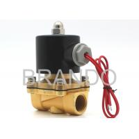 2 Way 2 Position Irrigation Pneumatic Cylinder Valve Normally Closed 2W160-15