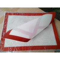 Food grade silpat baking mat customed nonstick silicone baking mat with private label