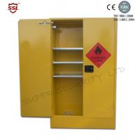 Wholesale Flammable Storage CabinerWith Dual Vents For Dangerous Goods , 250L from china suppliers