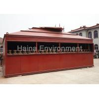 Bag House Industrial Cyclone Dust Collector Strong Load Adaptability