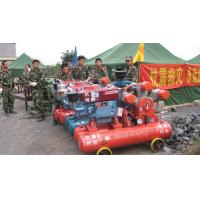 Large capacity oil - free piston stationary air compressor for Pneumatic  tools