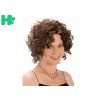 Wholesale Heat Resistant Synthetic No Lace Short Synthetic Wigs Soft  And Smooth Hair from china suppliers
