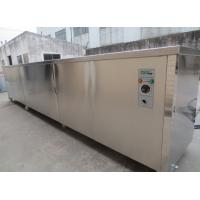 SUS304 Large Ultrasonic Cleaning Tank For Industrial Cleaning Equipment