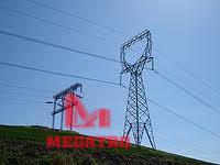 China High voltage AC  transmission towers wholesale