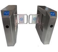 Pedestrian Control Swing Barrier Intelligentized With Good Corosion Resistance