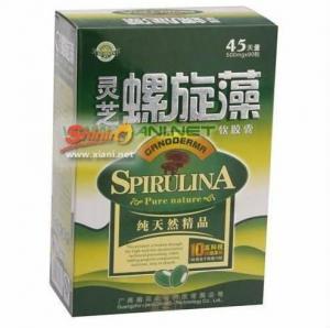 Spirulina Pure Natural Slimming