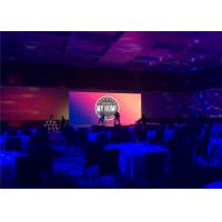 Ultra Thin Indoor Smd Stage Led Screens Rental P6 For Commercial