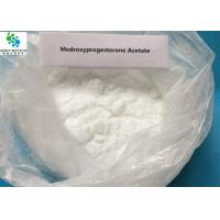 Wholesale 99% USP34 Cancer Treatment Steroids Medroxyprogesterones Acetate CAS 71-58-9 from china suppliers