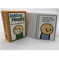 Friends Family Joking Hazard Card Games For Grown Ups Fashion Design