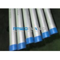 Wholesale ASME SA789 Seamless Steel Tube Cold Rolled Process Method PED from china suppliers