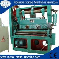 China 2016 Hot sale JQ25-25 High Speed Expanded Metal Machine wholesale