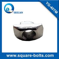 Wholesale hammer nuts for 40 series of aluminum extrusion from china suppliers