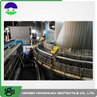 China Recycled PP / Virgin PP Material Woven Geotextile Fabric For Separation 580g wholesale