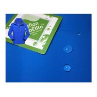 Quality 100% Polyester Water Repellent Outdoor Fabric Pongee Oil And Stain Resistant for sale