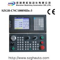 China 3 axis 128MB 32bits high performance standard and updated series CNC milling controller wholesale