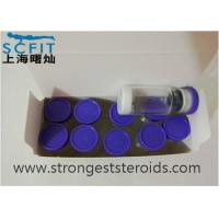 China DSIP Delta sleep inducing Human Growth Peptides , Freeze dried Polypeptide Powder wholesale